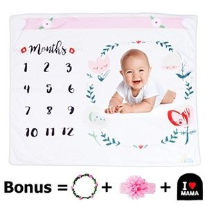 Other - NWT Monthly Milestone Blanket
